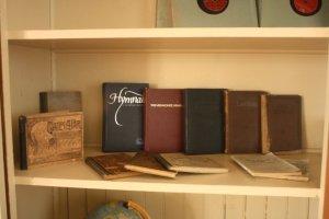 hymnbooks