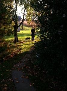 Mark in Woods