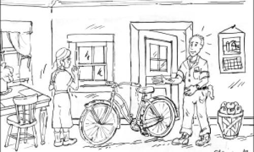 Sad Bicycle Gift_12x8_150