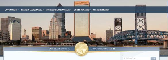 Courtesy: City of Jacksonville