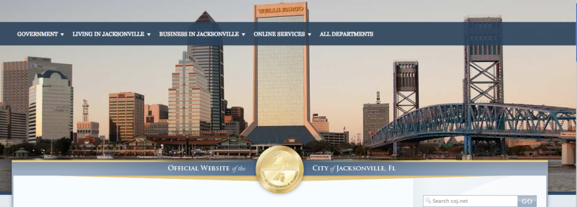 Courtesy: City of Jacksonville