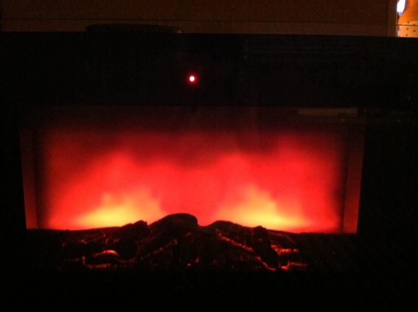 FireplaceCamel