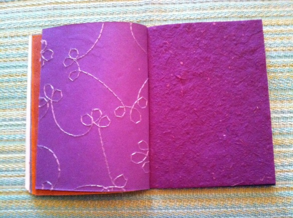 Purple Scrapbook