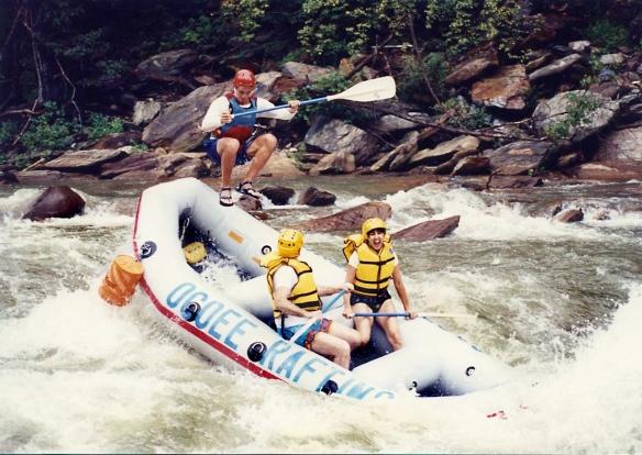 Ocoee Rafting - Ducktown, TN