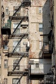 tenement building - courtesy: Google Images