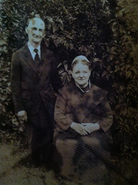 Samuel and Mary Martin