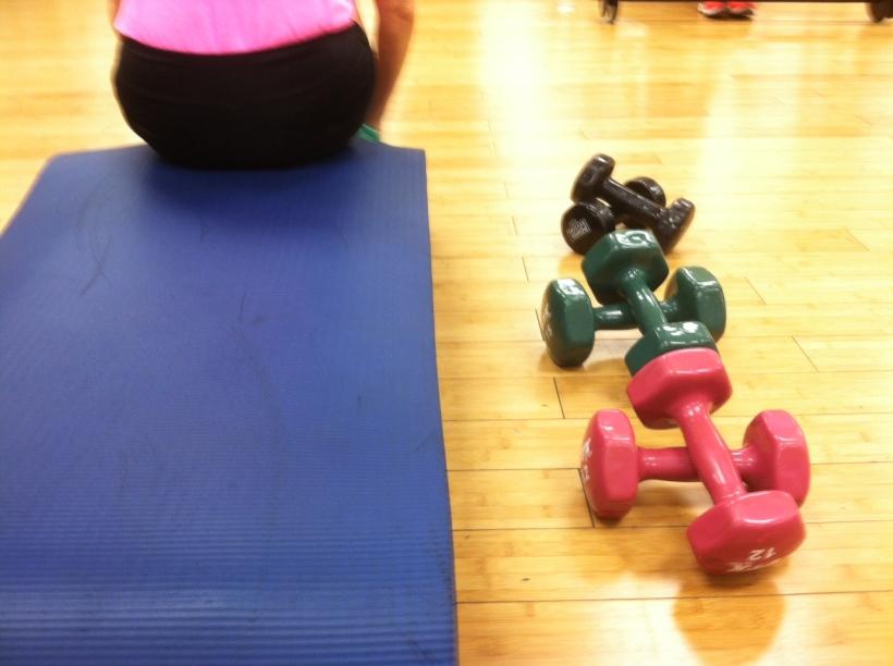 gymWeights