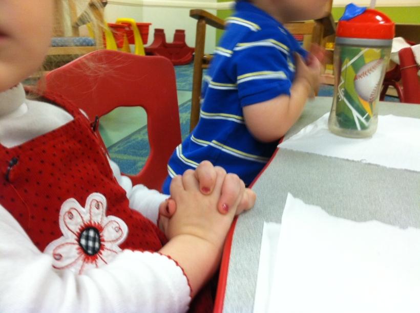 SSpraying Hands