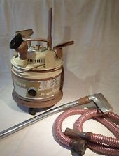 Vintage Filter Queen vacuum cleaner: image via eBay