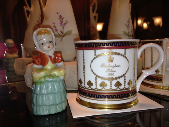 Doll bell from Mother Mug from Buckingham Palace