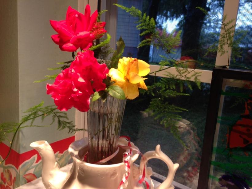 rosesAzaleas
