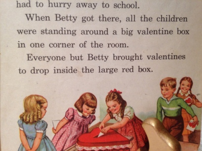 """The Surprise Valentines,"" Gray and Arbuthnot, Scott Foresman & Company, 1941."