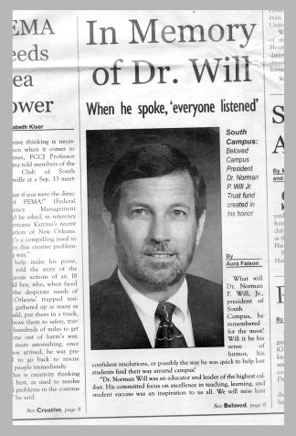 Dr Will_Campus newspaper_FCCJ