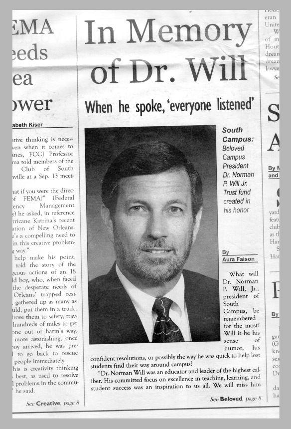 Dr Will_Campus newspaper_FCCJ