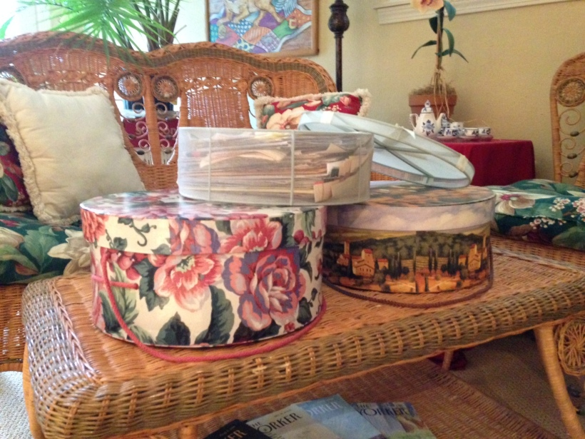 Hatboxes
