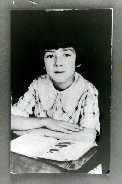 Ruth Metzler  Lime Rock School  1920s