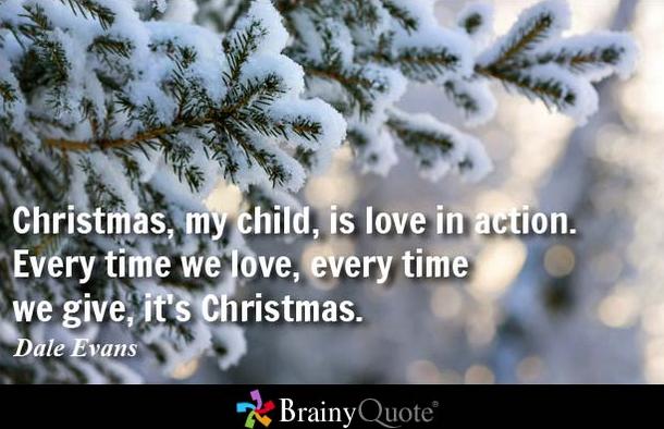 Christmas Spirit Dale Evans