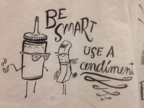 CondimentSign