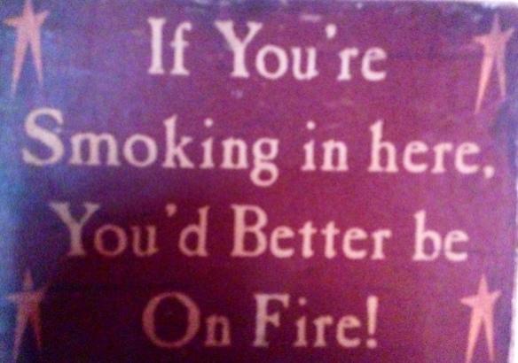 SmokingFire