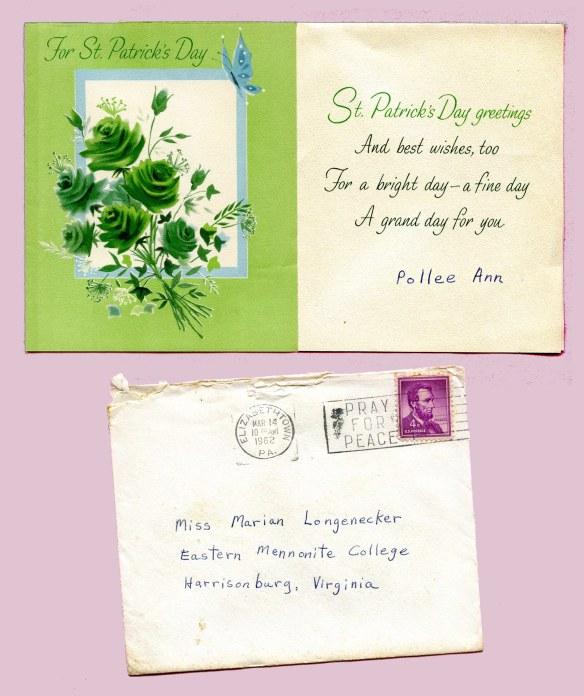 1962_0314_St Patrick Card