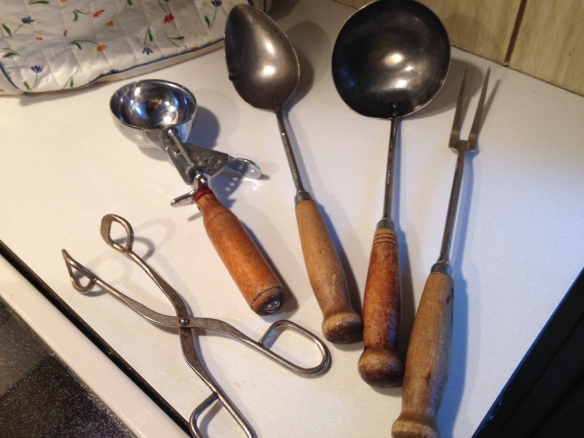 Kitchen Utensils Mom