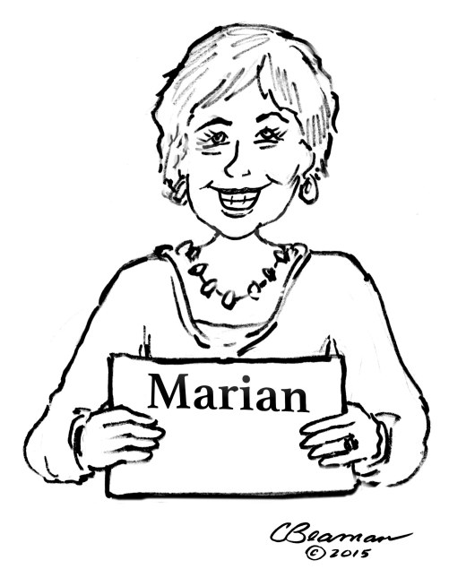 What is a Name_Marian