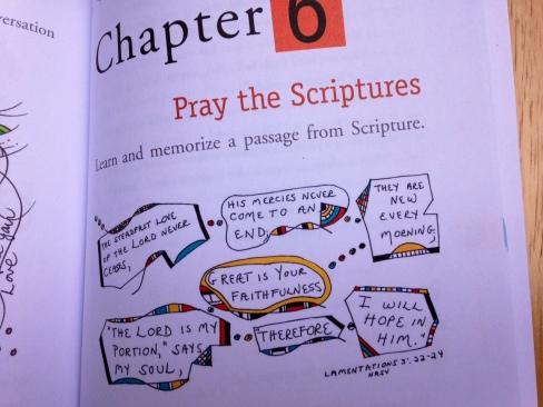 PrayingScriptures