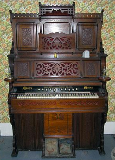 Image courtesy of Pump Organ Restorations