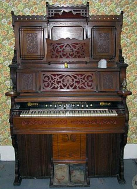 Image courtesy of Pump Organ Restorations