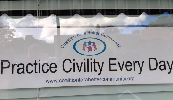CivilitySign