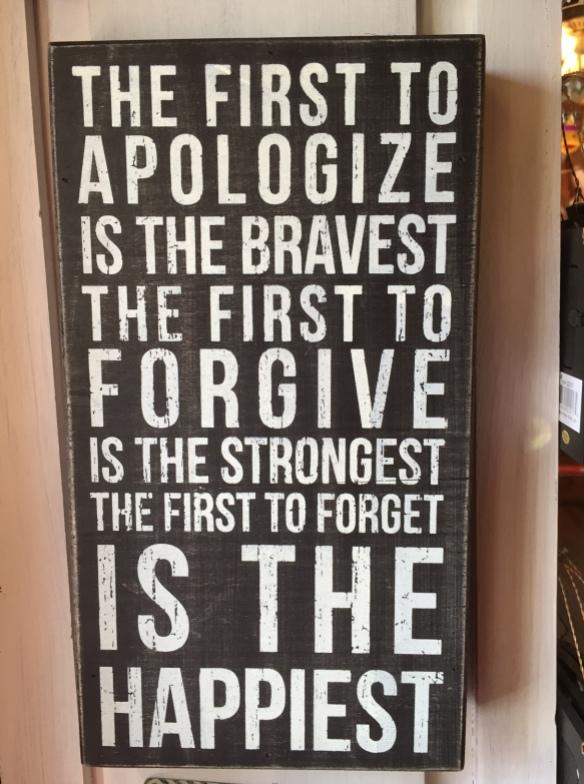Some wisdom