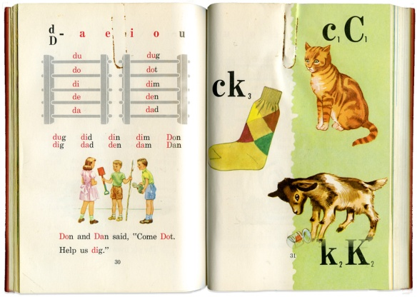 Hay & Wingo, Reading with Phonics, J. B. Lippincott, 1948