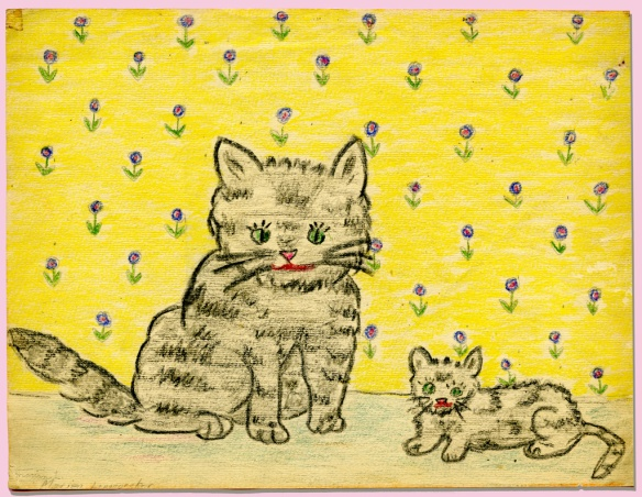 KittenArtMarian1947?
