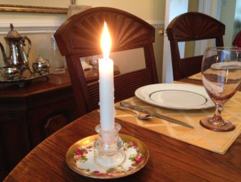 CandleDiningRoom