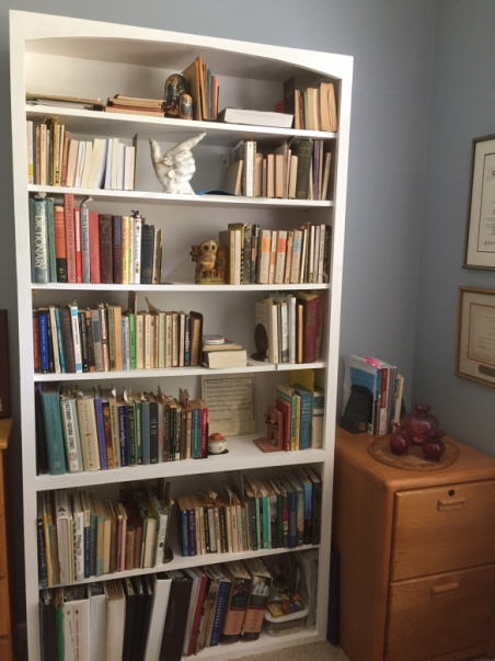 BookcaseOne