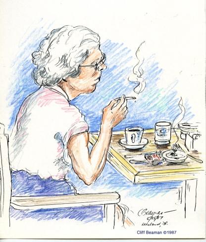 smokingwomanlakeland1987