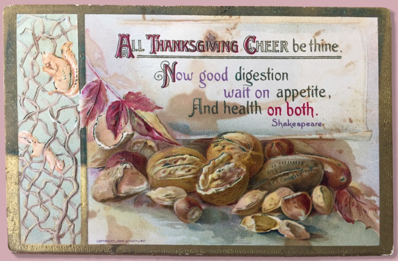 postcard1911thanksshakespeare